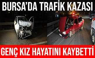Bursa'daki Kazada 20 Yaşındaki Genç Kız Hayatını Kaybetti