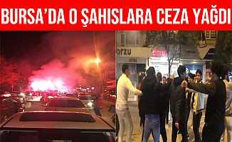 Bursa İnegöl'de Asker Eğlencesi Düzenleyenlere Ceza Yağdı