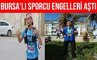 Bursa'lı Engelli Sporcunun Büyük Başarısı