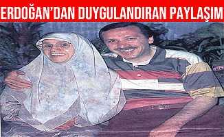 Cumhurbaşkanı Recep Tayyip Erdoğan'dan Duygusal Paylaşım