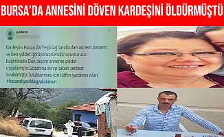 Gemlik'te Kardeşini Pompalı Tüfekle Gülderen Yeşildağ'ın Cezası Onandı