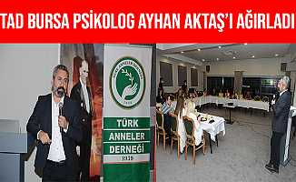 Türk Anneler Derneği (TAD) Bursa Şubesi: O Dizileri İzlemeyin!