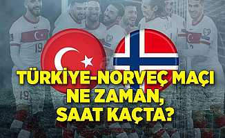 Türkiye Norveç Maçı Ne Zaman, Hangi Statta, Hangi Kanalda