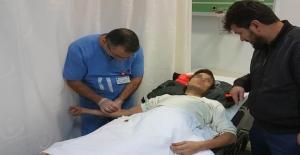 Samsun'da Sigara vermeyen genci 5 yerinden bıçakladılar