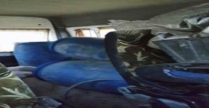 Van'da 2 ton patlayıcı madde yüklü araç imha edildi