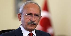 Kılıçdaroğlu, Kayseri Valisi Kamçı'dan terör saldırısıyla ilgili bilgi aldı