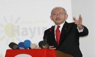 """Kılıçdaroğlu: """"Evet çıkarsa 3 milyon Suriyeliye vatandaşlık verecekler"""""""