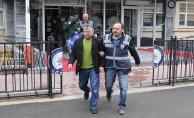 Samsun'da FETÖ'den gözaltına alınan 7 belediye çalışanı adliyede