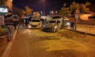 Bursa#039;da Trafik Kazası: 1 Yaralı!