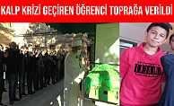 Nevşehir'de Teneffüste Kalp Krizi Geçiren Öğrenci Toprağa Verildi
