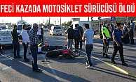 Osmaniye'de Otobüsün Altında Kalarak Motosikletli Hayatını Kaybetti