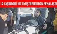 Zonguldak Ereğli'de 14 Yaşındaki Kız Uyuşturucudan Fenalaştı