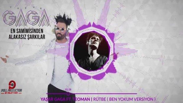 Yaşar Gaga Ft. Teoman - Rütbe ( Ben Yokum Versiyon )
